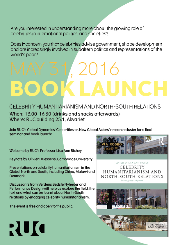 Book launch 31 may